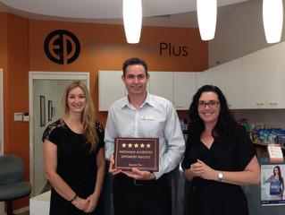 Eyecare Plus Miami achieves 5 Star Accreditation