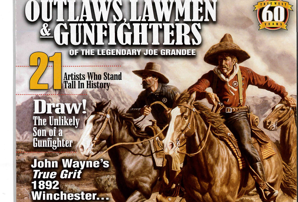 Classic Gunfights - Son of A Gunfighter