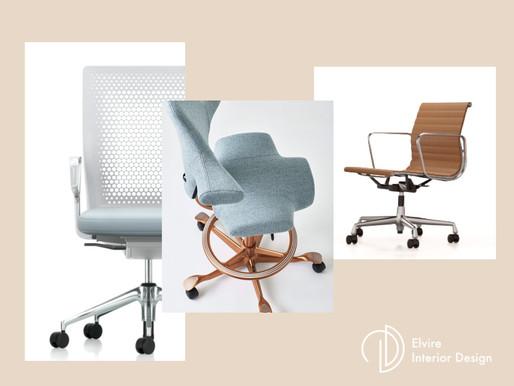 Thuiswerken voor gevorderden: een stijlvolle bureaustoel
