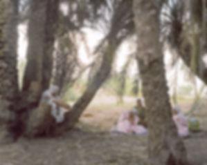 Sur les traces, Khoubana, Bou Saada, Algérie 2013. 36cm x 43 cm ©Farida Hamak Exposition Artiste galerie d'art contemporain Lyon Croix-Rousse Regard Sud