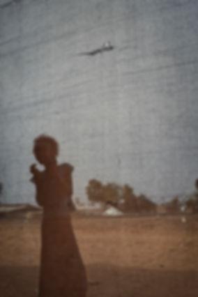 Sans Titre, série Wallbeuti- L'envers du décor 2014, Ndindy, Sénégal © Mabeye Deme Exposition Artiste galerie d'art contemporain Lyon Croix-Rousse Regard Sud