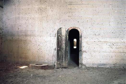 Traces. Série Le Jourdain-Barrage Rottenberg. Jordanie 2007 © Farida Hamak Exposition Artiste galerie d'art contemporain Lyon Croix-Rousse Regard Sud