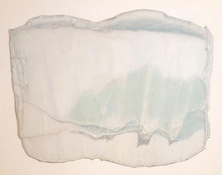 Sans titre 2008© Kacem Noua. Acrylique sur contreplaqué marine, 110cm x 80cm Exposition Artiste galerie d'art contemporain Lyon Croix-Rousse Regard Sud