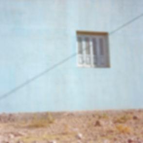 Sur les traces, Eddis, Bou Saada, Algérie 2014. 36cm x 43 cm ©Farida Hamak Exposition Artiste galerie d'art contemporain Lyon Croix-Rousse Regard Sud