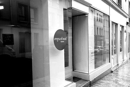 Galerie d'art contemporain Regard Sud Lyon Croix-Rousse