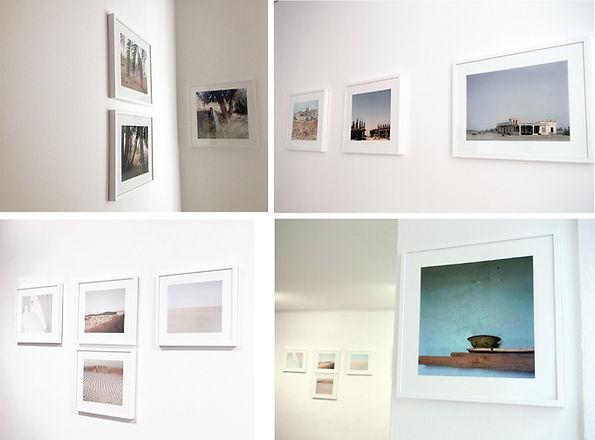Exposition Artiste galerie d'art contemporain Lyon Croix-Rousse Regard Sud Farida Hamak