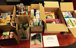 Ryan Company donates to soilder in ned