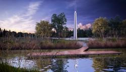 Korean War Memorial and