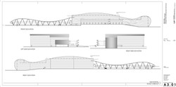 Wind Tunnel Testing Building_sections
