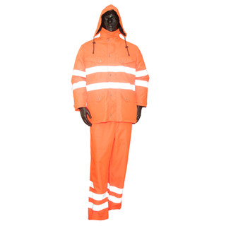High Visibility Work Suit