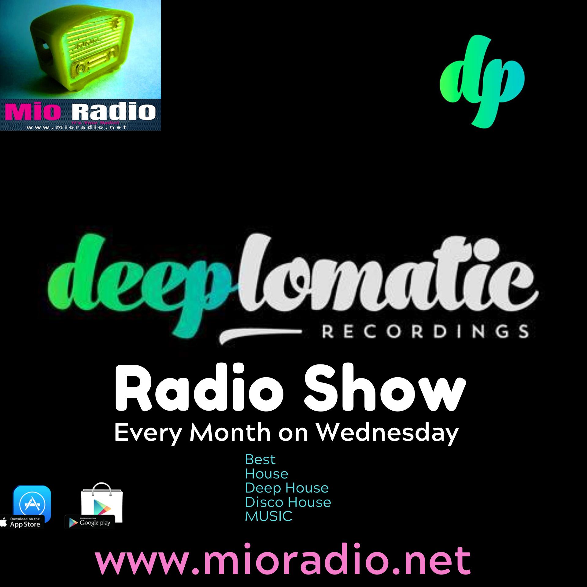 Deeplomatic Radio Show