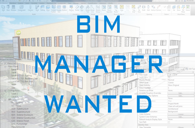 What is a BIM Manager?