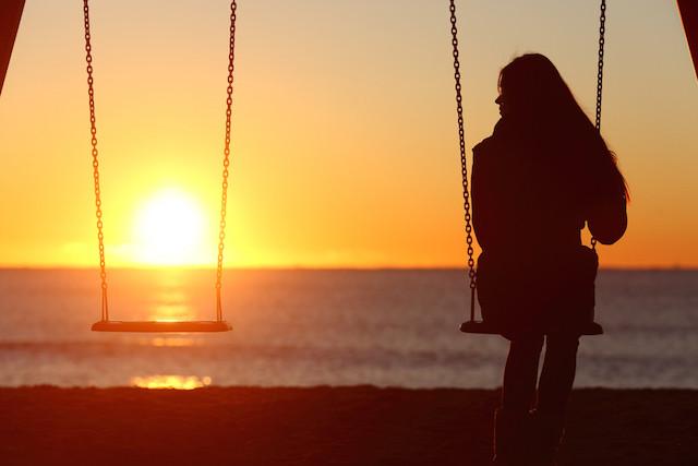 loneliness feeling alone
