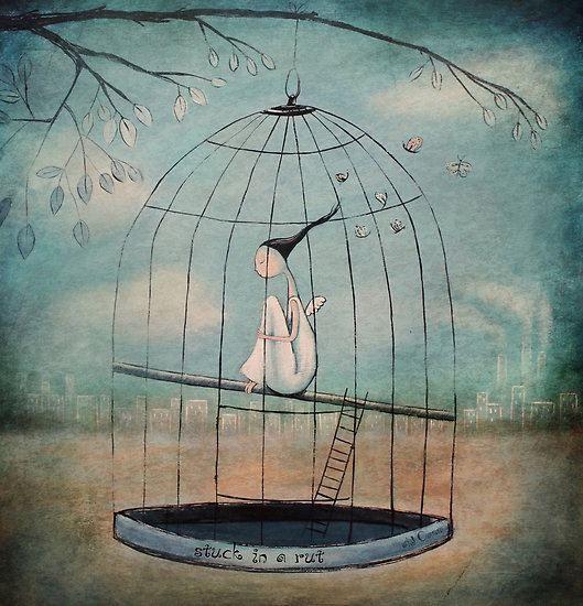 cagedbirdwoman