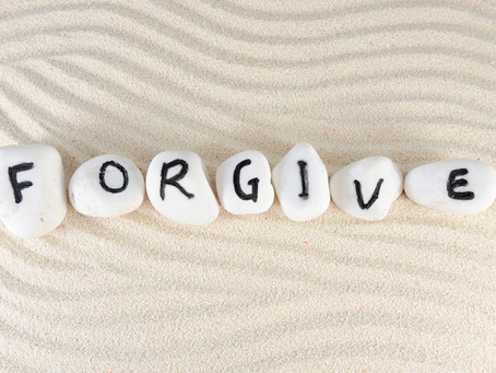 Why forgiving others is good for our wellbeing.