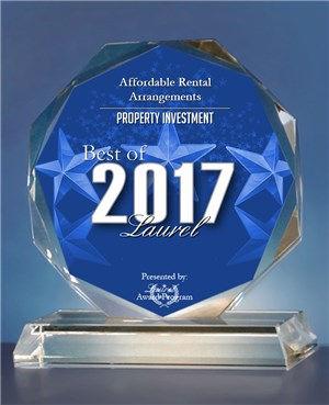 2017 Best of Laurel Awards - Property Investment