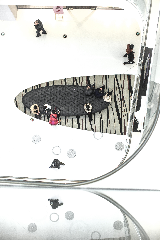 Wanda Plaza Wuhan BY UNStudio