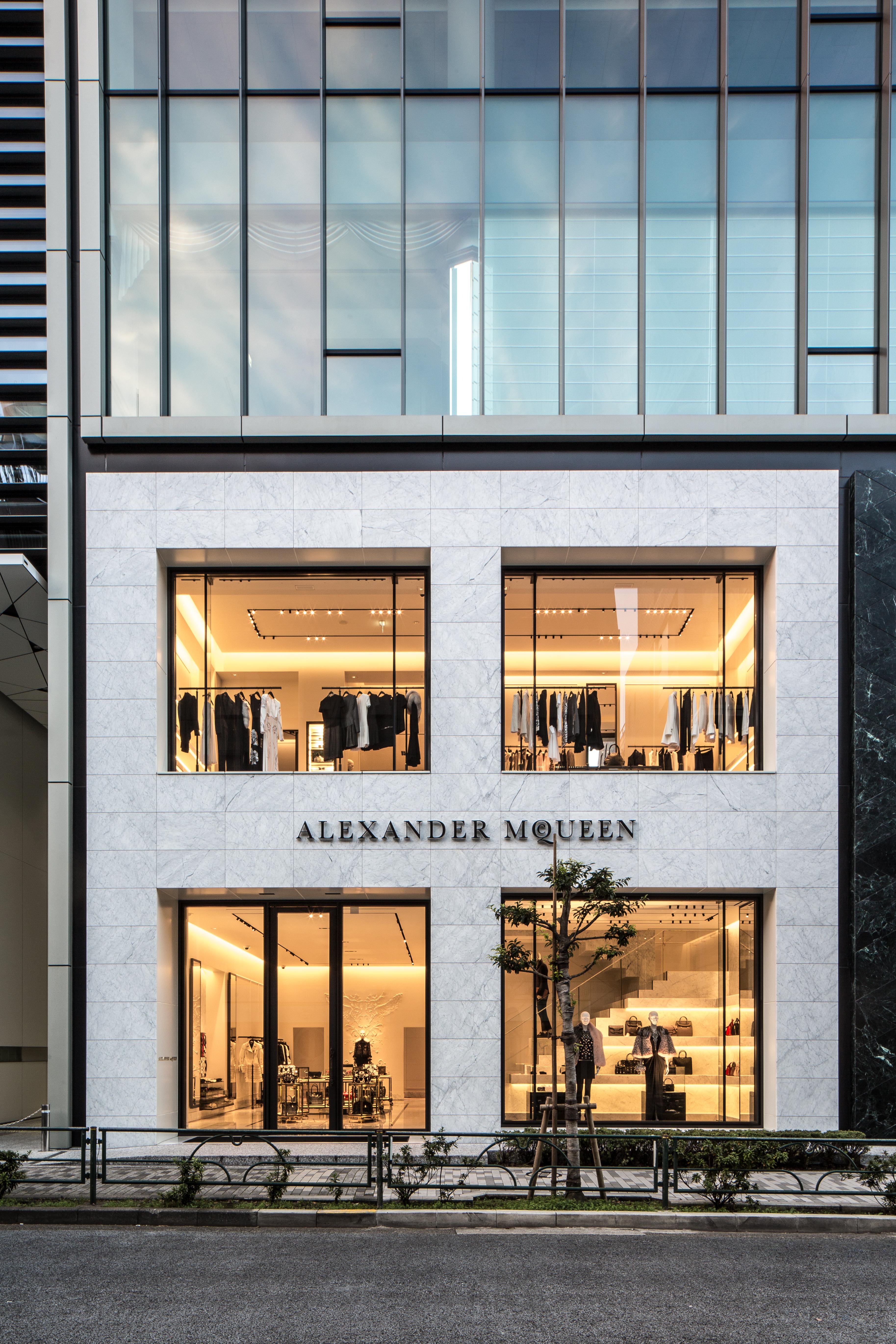 Alexander McQueen Tokyo