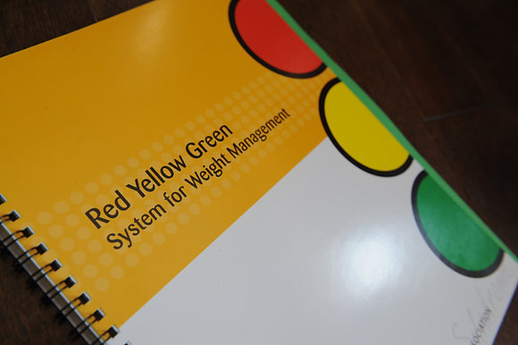 Red Yellow Green Nutritional Guide (International)