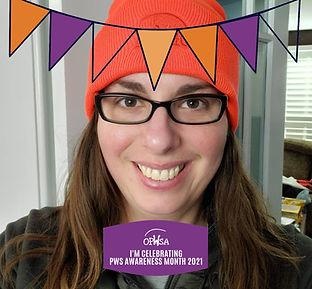 PWS Awareness Month Facebook Frame Sampl