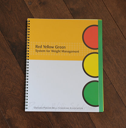 Red Yellow Green Nutritional Guide (Canada)