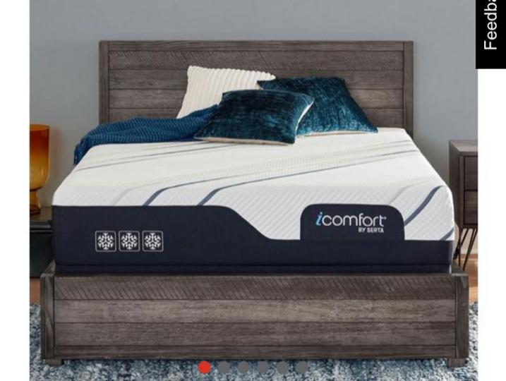 Serta iComfort CF3000 12 Medium Mattress