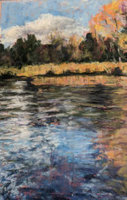 40. Autumn Waters