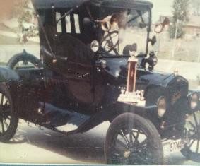 Our Award Winning 1913 Model T