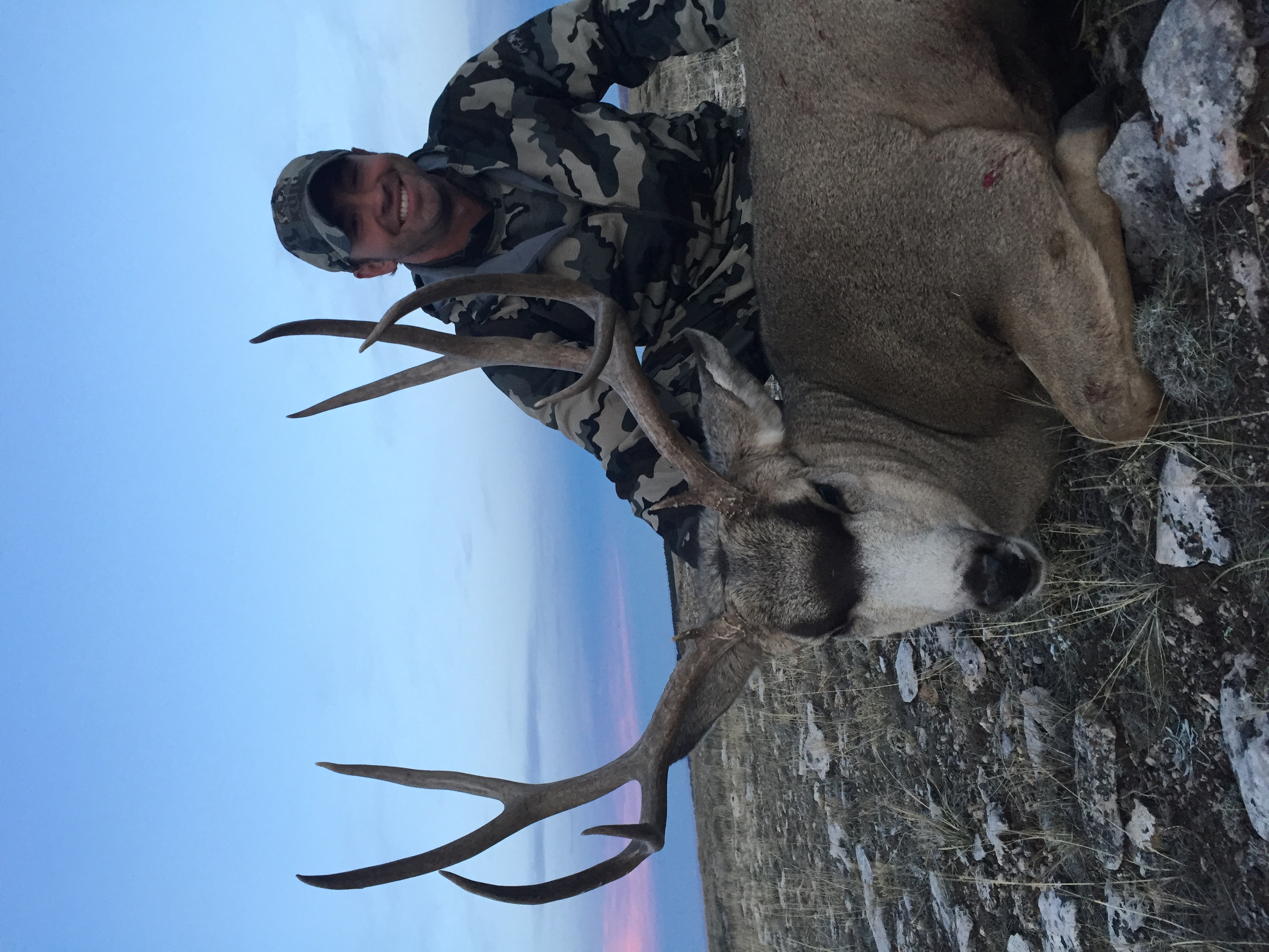 Wyoming Guided Mule Deer Hunt