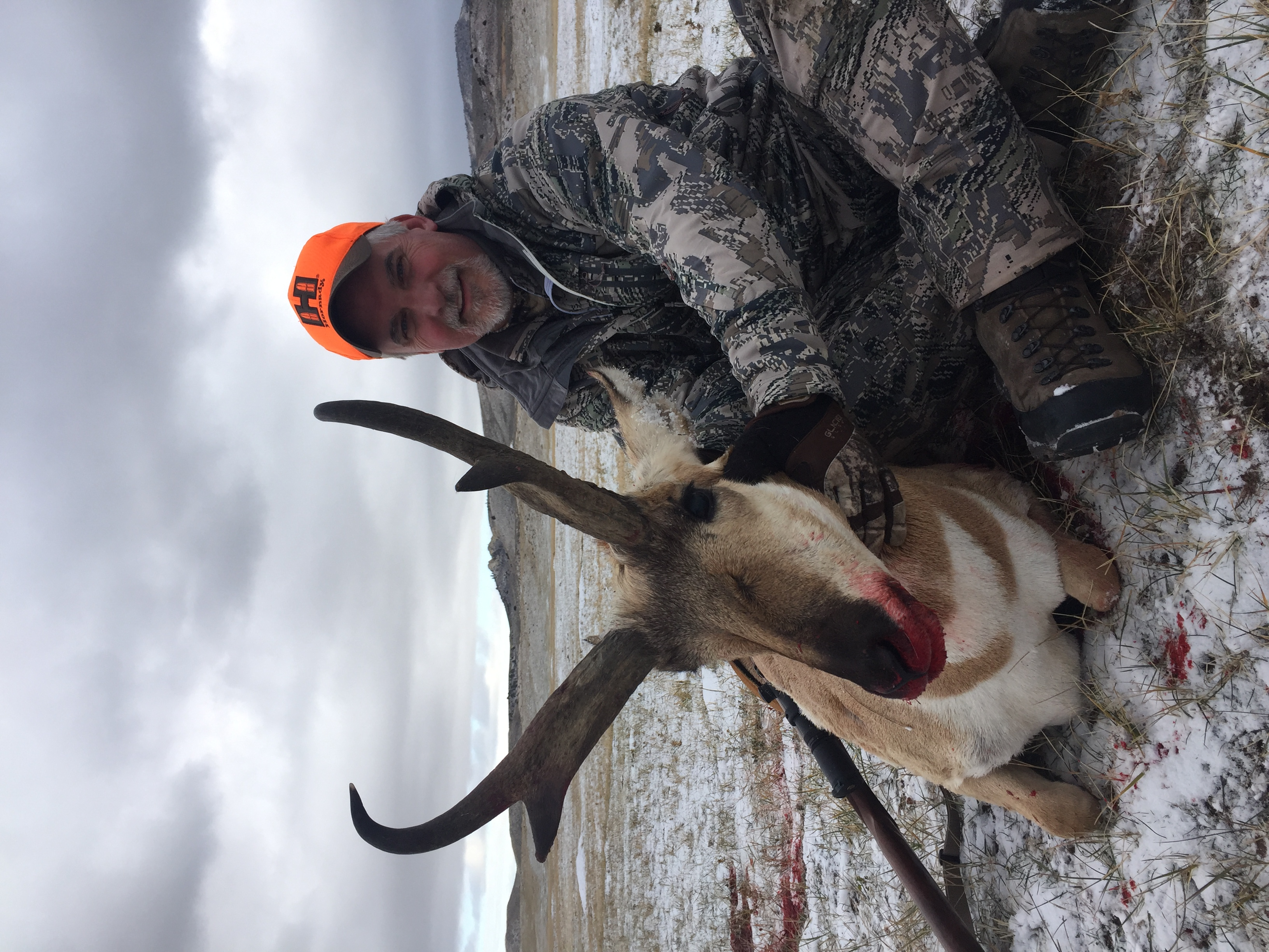 Guided Wyoming Antelope Hunt