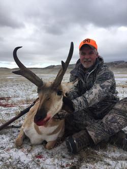 Guided Wyoming Antelope Hunt
