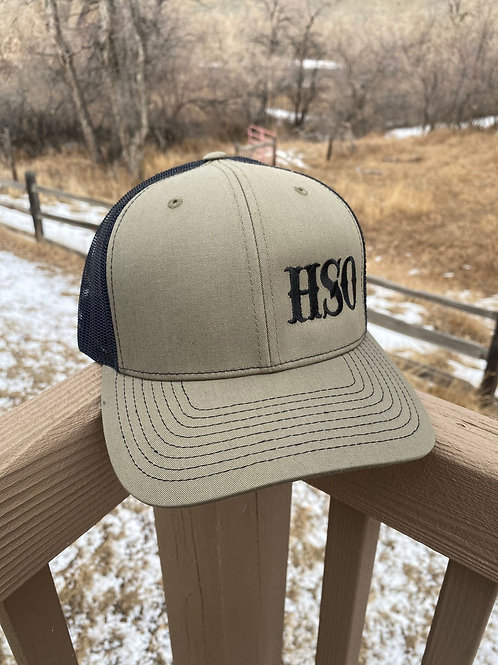 Olive Green HSO Hat