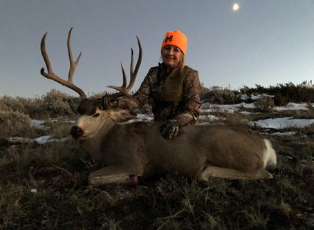 Wrapping up the Big Game Hunting Season