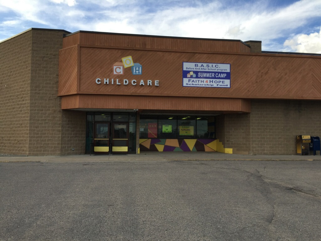New daycare