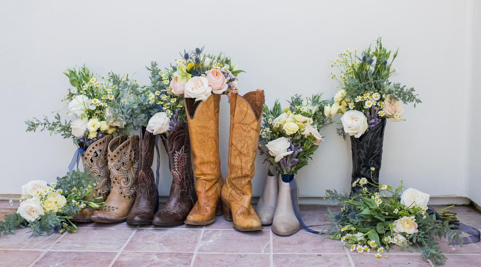 boots & blooms
