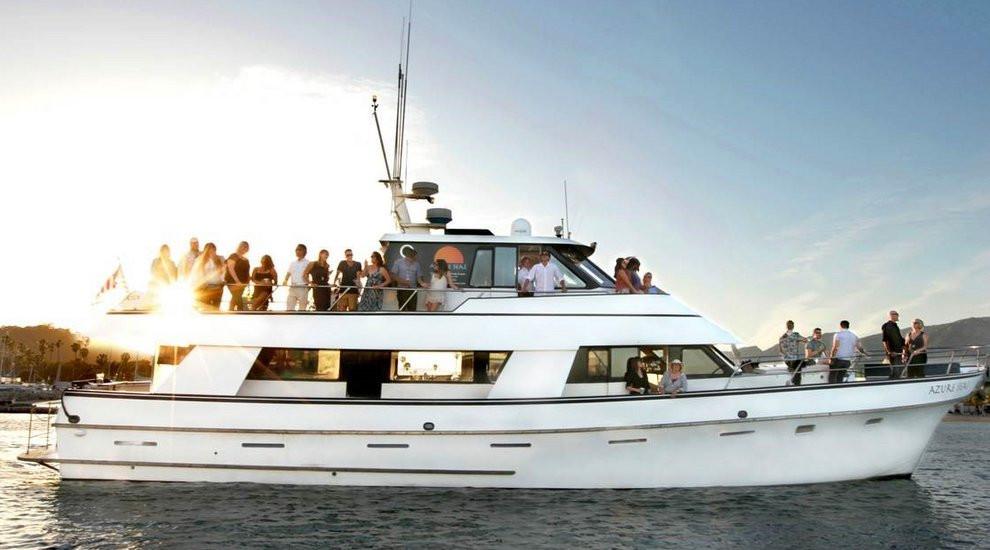 azure seas yacht