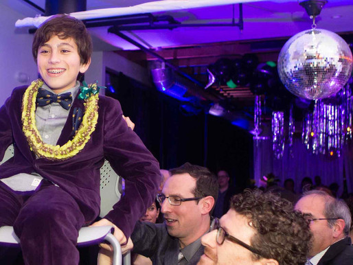 Raising the Bar Mitzvah