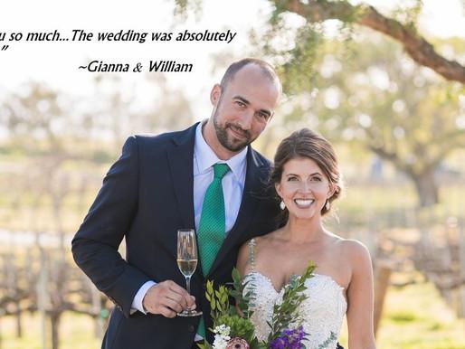 Gianna & William's Thank You Thursday!