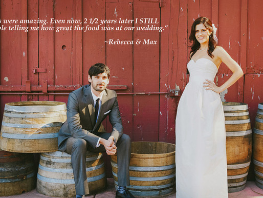 Rebecca & Max's Thank You Thursday!
