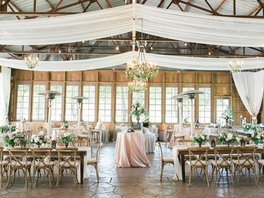 Wine Country Barn Wedding