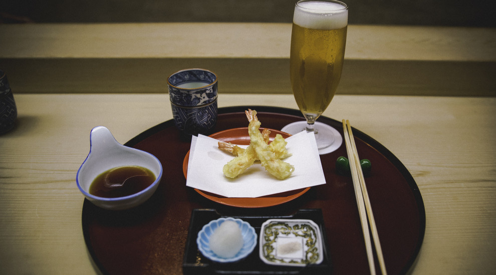 Tempura, photo by Lucas Oliver Oswald