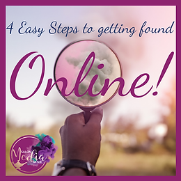 4 Easy Steps to getting found online