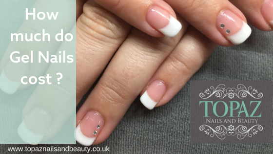 How much do Gel nails cost?