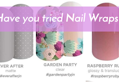 Missing the Nail Salon? You will love Nail Wraps. The Jamberry April 2020 Stylebox is out NOW