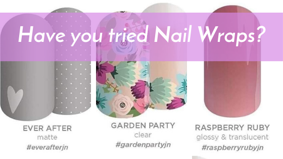 April 2020 Stylebox Jamberry Wraps
