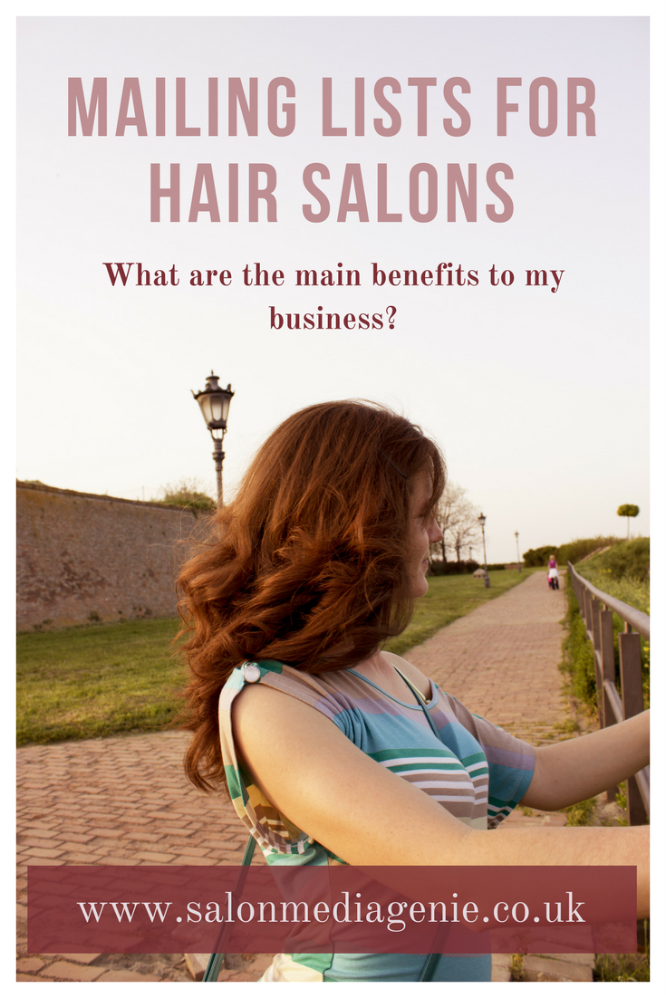 Mailing Lists for Hair Salons
