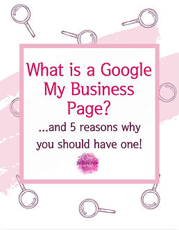 What is a Google My Business Page EBook.