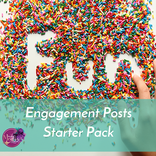 Social Media Engagement Posts