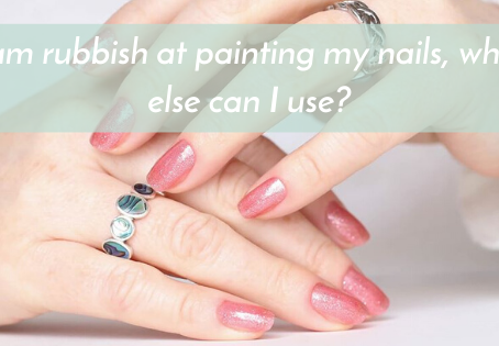 I am rubbish at painting my nails, what else can I use? Why should I try Jamberry Lacquer Strips?