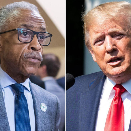 "Al Sharpton fears Trump's ""Proud Boys"" comments will cause voter intimidation at the polls"
